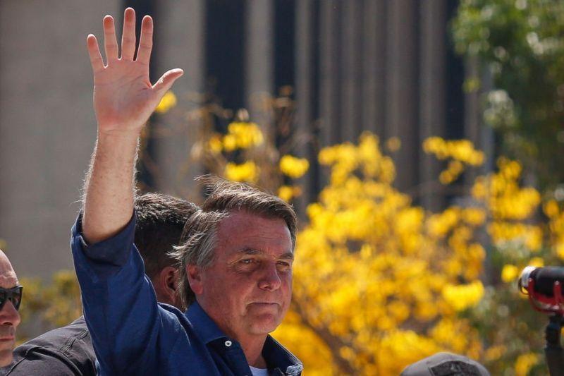 No final, a 'demonstração de força' de Bolsonaro pode ter sido uma demonstração de fraqueza