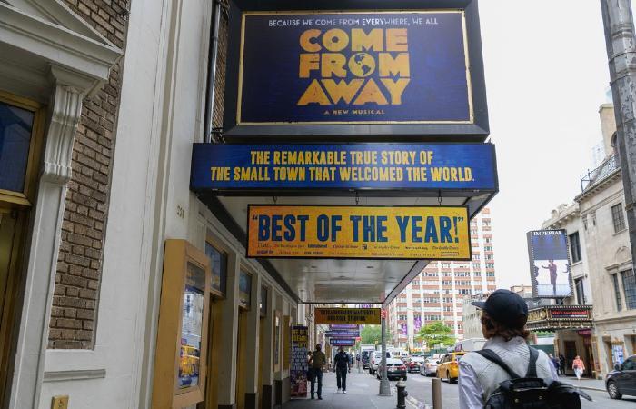 'Come from away', musical relacionado aos atentados de 11 de setembro de 2001 será reencenado em 21 de setembro, perto da Times Square