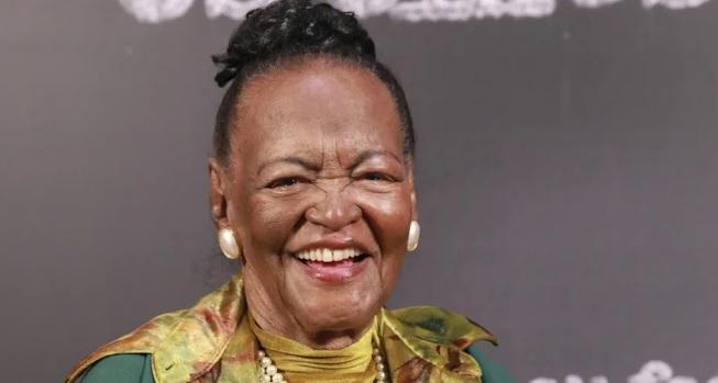 Aos mais de 90 anos de idade, atriz ainda despertava um efeito magnético no público