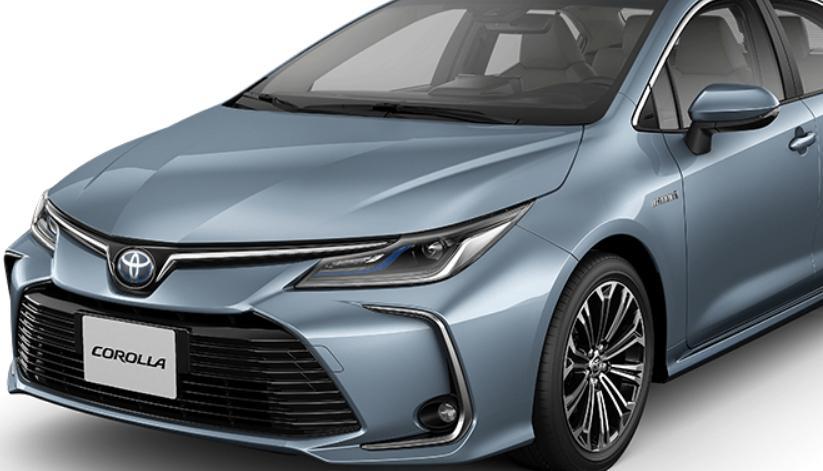 Corolla está entre os carros mais vendidos da montadora