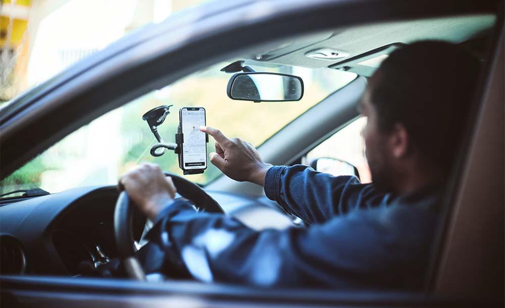 Outra reclamação dos motoristas  é a diminuição da taxa dinâmica
