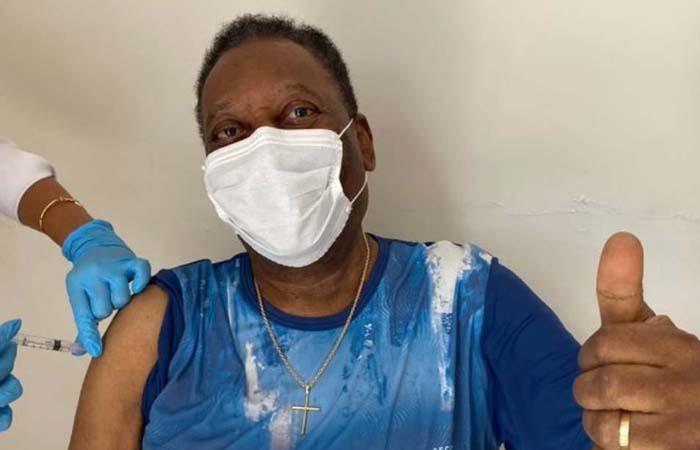 'Paciente Edson Arantes do Nascimento apresenta boa condição clínica', diz boletim