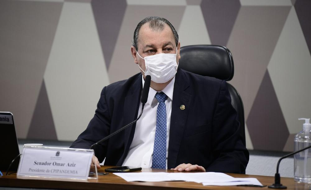 Omar Aziz propôs que seja chamado a depor pelo menos um dos médicos que enviaram à comissão 'mensagens e gravações fortíssimas', relatando ameaças sofridas em hospitais durante a pandemia