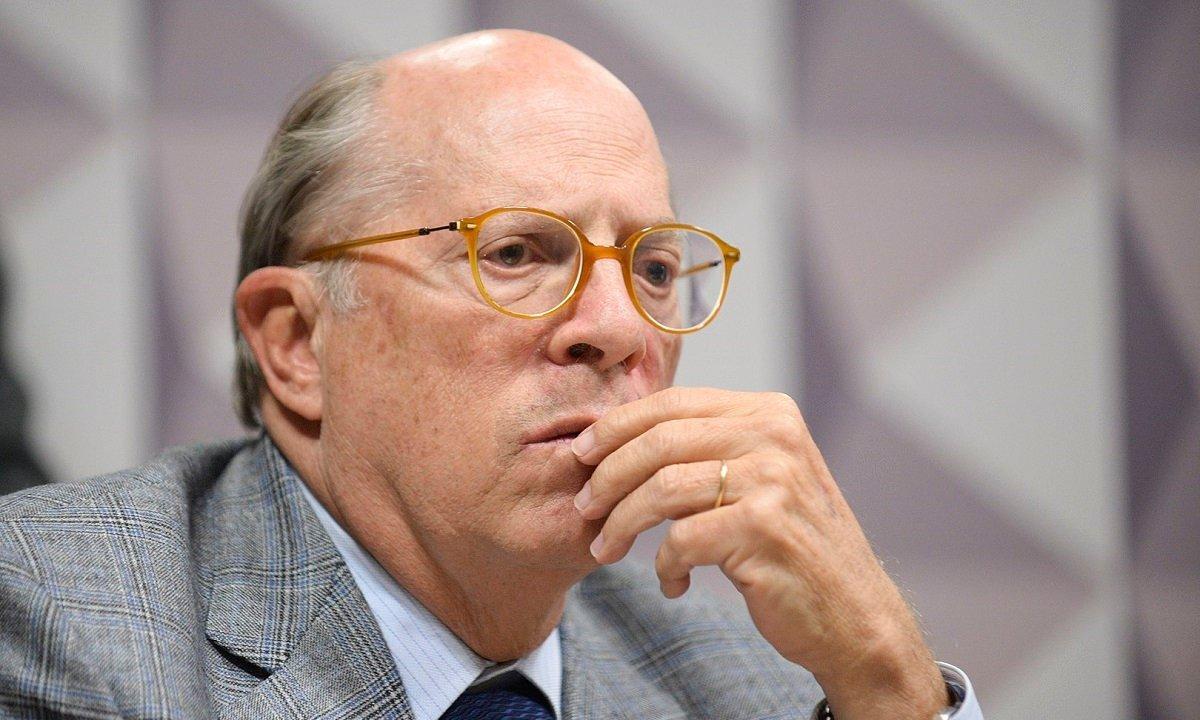 Jurista e ex-ministro da Justiça Miguel Reale Jr. foi um dos autores do pedido de impeachment da ex-presidente Dilma Rousseff