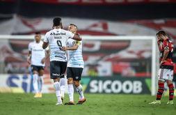 Esse é o segundo confronto entre as equipes em 5 dias (Lucas Uebel/ Grêmio)