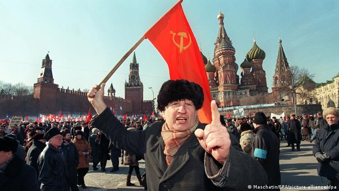 A Lituânia foi a primeira a se tornar independente, e o último foi o Cazaquistão. Exposição em Berlim conta a história do colapso do império soviético