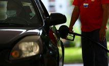Reajuste da gasolina do Brasil é baseado no mercado internacional (Marcelo Camargo/ABr)