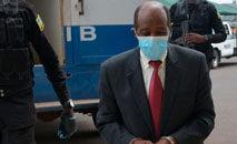 Paul Rusesabagina se recusou a comparecer no tribunal e acusa julgamento de político (AFP)