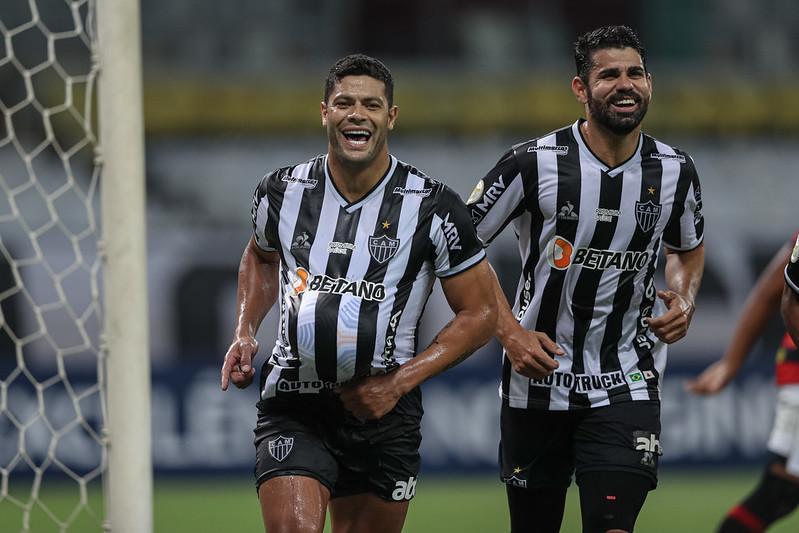 Galo lidera o Campeonato Brasileiro com folga