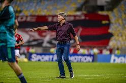 Renato Gaúcho prepara o time para semifinal da Libertadores (Marcelo Cortes / Flamengo)