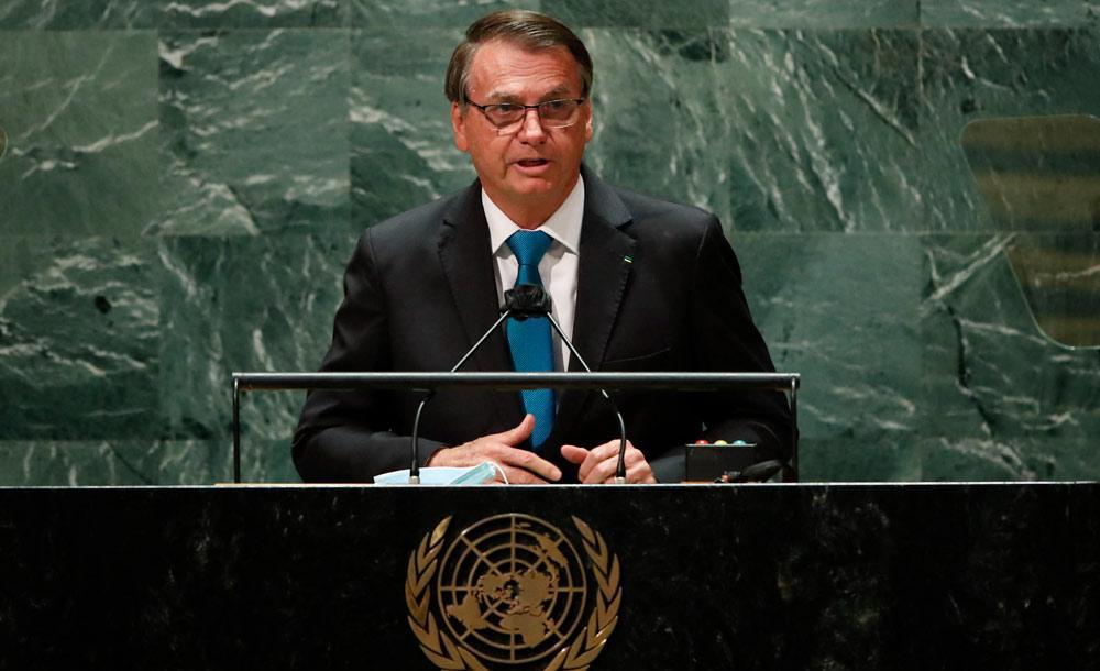 Presidente brasileiro evitou ataques a outros países e buscou melhorar a imagem externa do país