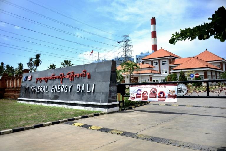 (Arquivo) Central de energia Celukan Bawang 2, financiada pela China, em Singaraja, na ilha turística de Bali, na Indonesia, em 29 out. 2020
