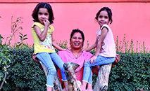 Irmã Shahnaz Bhatti estava em missão no Afeganistão e por causa da guerra teve que abandonar as crianças com deficiências que cuidava (Asia News)