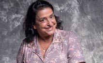 Grace Gianoukas lembra momentos marcantes e hilários de sua carreira (TV Globo/Divulgação)