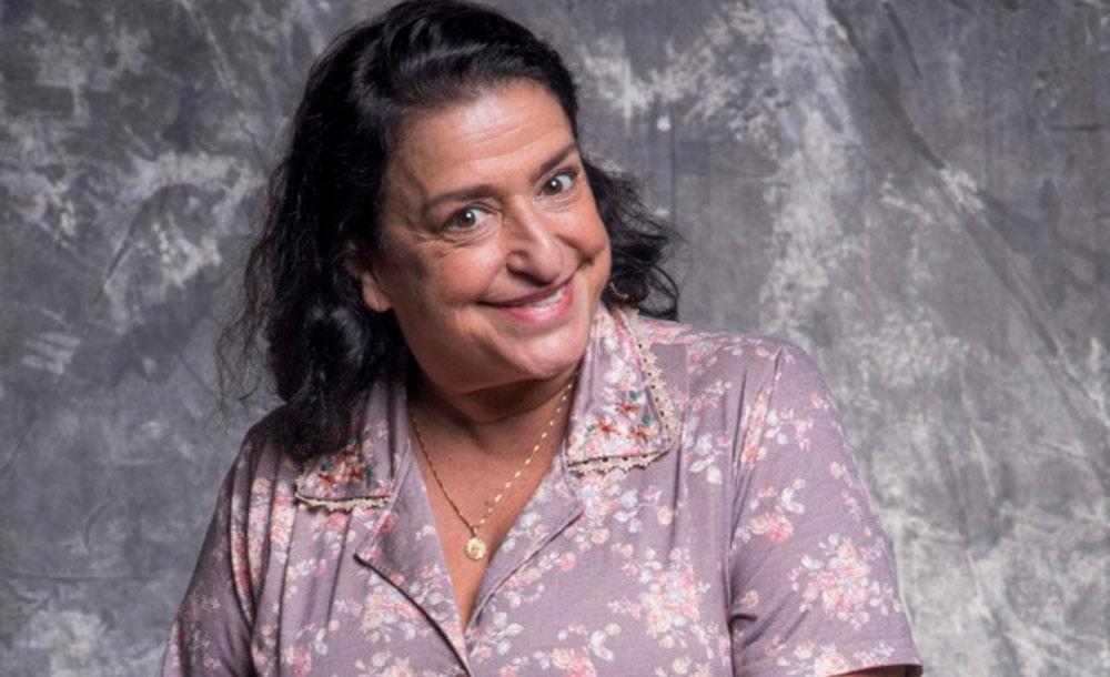 Grace Gianoukas lembra momentos marcantes e hilários de sua carreira