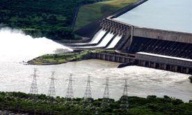 Governo mineiro já passou a restringir a captação e o uso da água no estado (Cemig)