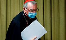 Cardeal secretário de Estado Pietro Parolin (Vatican Media)