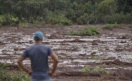 O estouro da barragem de Brumadinho, em Minas, soterrou e matou 270 pessoas. (Mauro Pimentel/AFP)