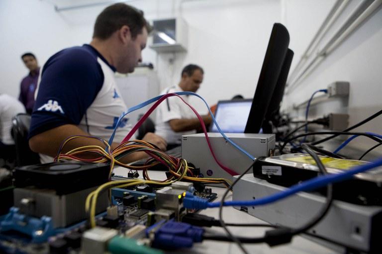 Segundo informou Milton Ribeiro, o Brasil conta com mais de 600 mil vagas de trabalho de nível técnico ociosas
