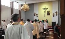 Missa de encerramento da Conferência de Varsóvia (Vatican News)