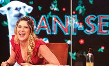 Dani Calabresa e Pedroca Monteiro resgatam o bom humor na telinha com o programa 'Dani-se' (GNT/ Guto Costa)