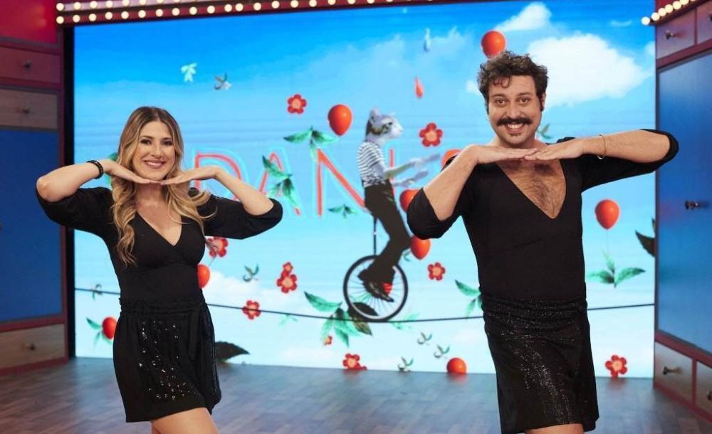 Dani Calabresa e Pedroca Monteiro resgatam o bom humor na telinha com o programa 'Dani-se'