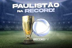 Emissora exibirá 16 partidas da temporada (Divulgação/Record TV)