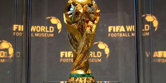 FIFA cogita possibilidade de organizar Copa do Mundo a cada dois anos (Fabrice Coffrini/AFP)