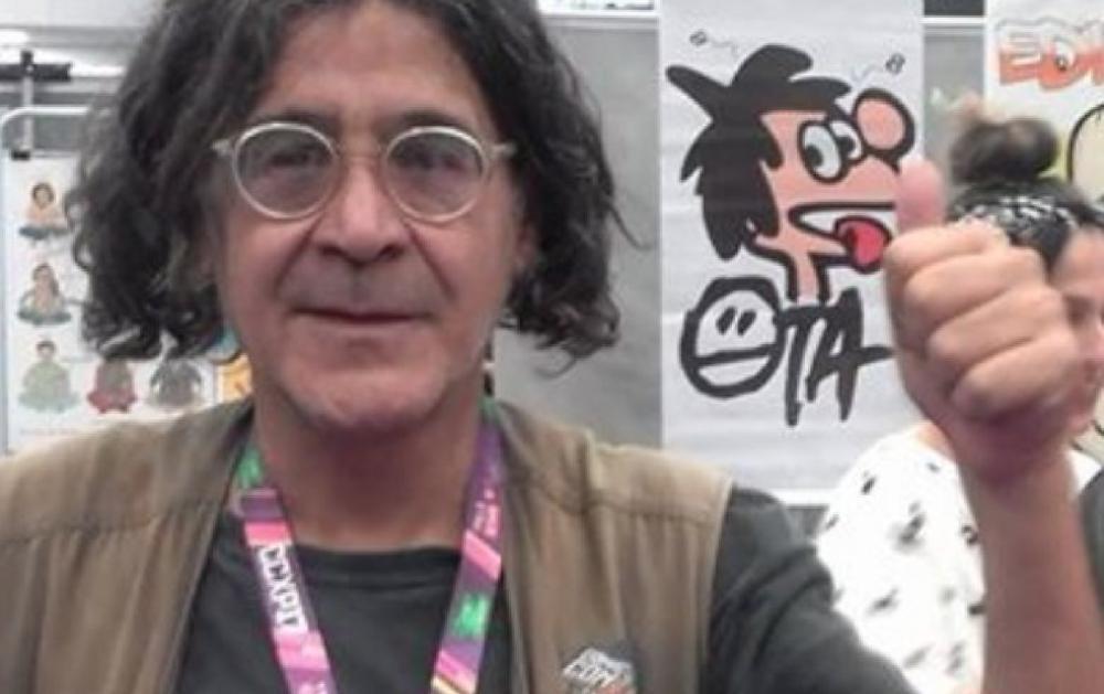 O cartunista também trabalhou no Jornal do Brasil e na Folha Dirigida, além de criar um canal no YouTube, o OtaTube, onde apresentava vídeos satíricos