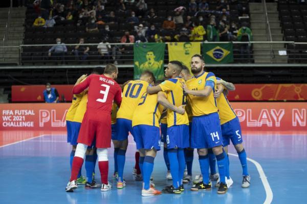 A disputa pela vaga na decisão será contra o vencedor de Argentina