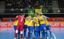 A disputa pela vaga na decisão será contra o vencedor de Argentina (CBF)