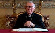 Cardeal Parolin na Mensagem em vídeo à 76ª Sessão Geral da Assembleia da ONU (Vatican News)