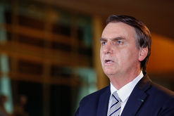 Bolsonaro é considerado um violador dos direitos humanos (Isac Nóbrega/PR)
