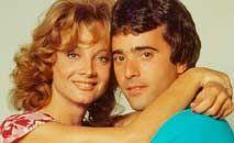Tony Ramos e Elizabeth Savalla vivem romance na novela 'Pai heroi' (TV Globo)