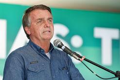 'Diminuiu muito a corrupção no Brasil, muito', diz presidente Bolsonaro (Alan Santos/PR)