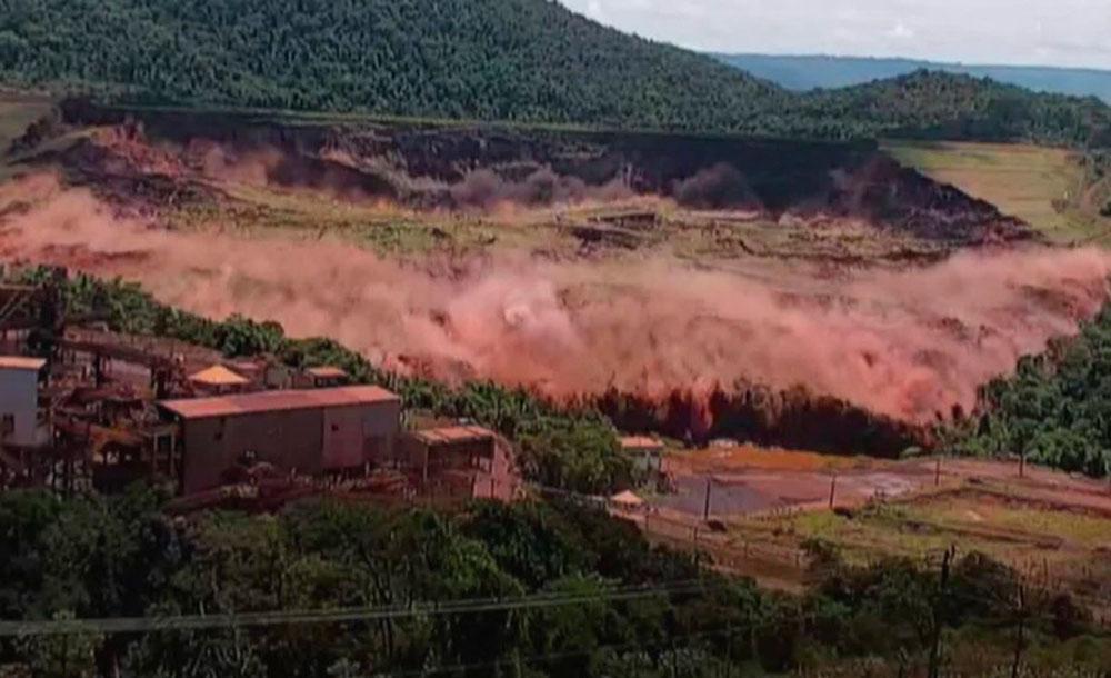 Rompimento da barragem deixou marcas e traumas que até hoje são presentes na população