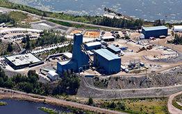 Mina de Totten produz cobre, níquel e metais preciosos (Reprodução Vale)