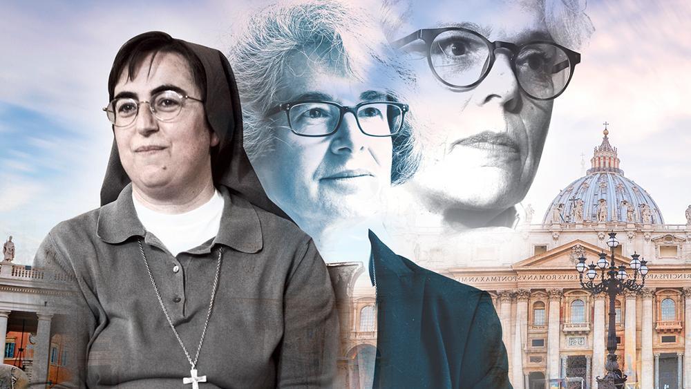 Presença feminina em altos cargos ajuda a combater o clericalismo