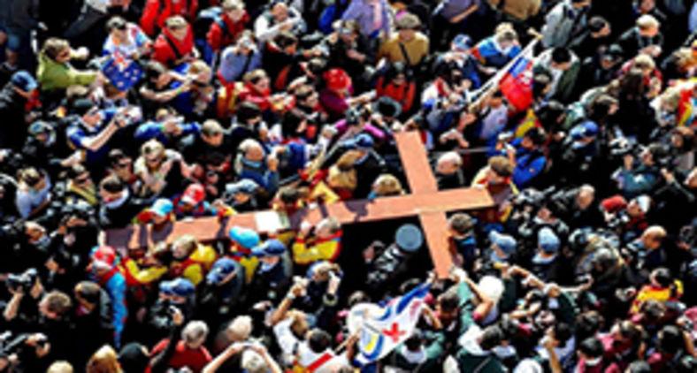 O sonho de Deus, que é paz, justiça, concórdia e solidariedade, é tarefa de todos (Vatican News)