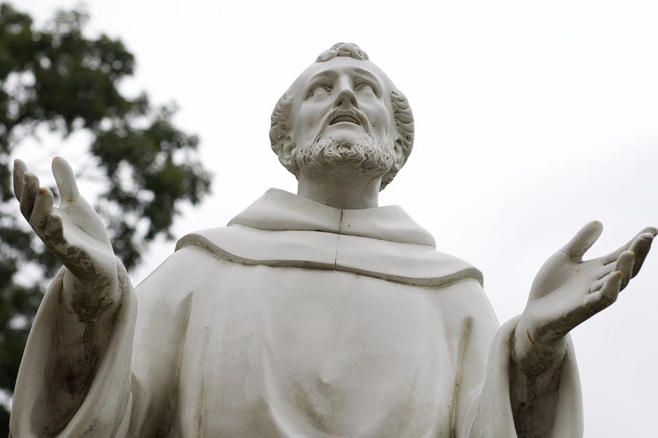 Deus quer de seus filhos a mesma humanidade do santo de Assis