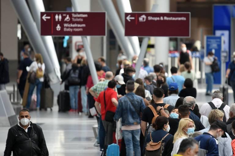 Antes de planejar uma viagem, é recomendável checar as regras nas páginas das autoridades alemães