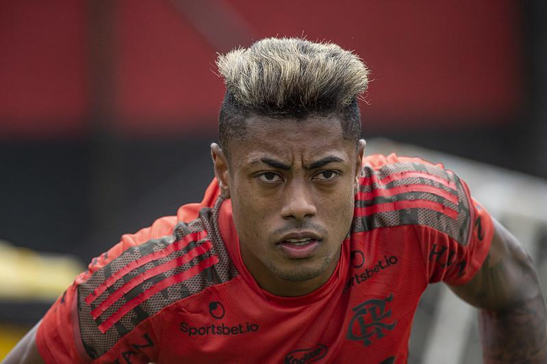Bruno Henrique é um dos principais jogadores do Flamengo