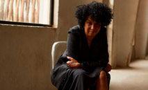 A cantora Juçara Marçal foi indicada por melhor música e melhor disco (Divulgação)