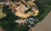 O caso ocorreu no último dia 12 de outubro, na Terra Indígena Yanomami (Divulgação)