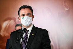 Senador mineiro Rodrigo Pacheco deve ser um dos nomes para o Planalto em 2022 (Pedro Gontigo/Senado Federal)