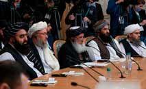 Líderes do Talibã se encontram com delegações de dez países em Moscou (AFP)