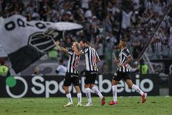 Gols do galo foram marcados por Arana, Réver, Hulk e Zaracho (Pedro Souza/Atlético)