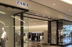 Funcionárias confirmaram que a loja emitia um sinal sonoro, alertando 'Zara Zerou' (Divulgação/Shopping Iguatemi)