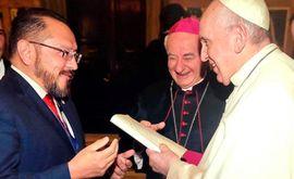 Rodrigo Guerra López e o papa Francisco: vozes distintas para construir o futuro da Igreja Católica (Vatican News)