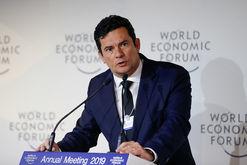 Moro vai ser candidato nas eleições de 2022 (Alan Santos/PR)